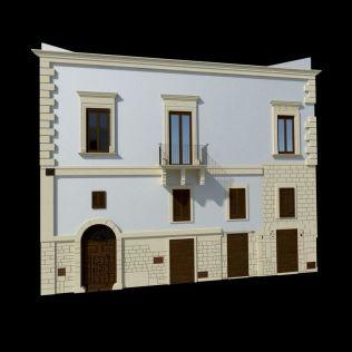 First version rendering