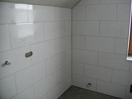 Badezimmer selber Fliesen Fliesen verlegen