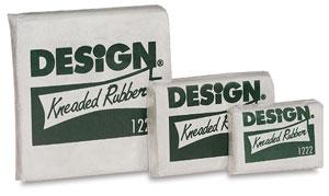 Design Kneaded Rubber Eraser