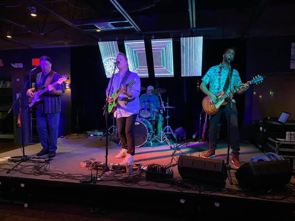 Dickey Fredericks Band - Vero Beach, Florida 1