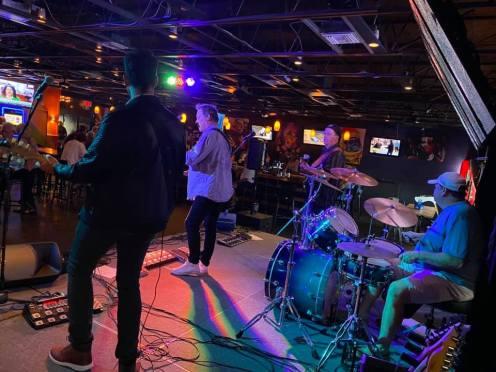 Dickey Fredericks Band - Vero Beach, Florida 2