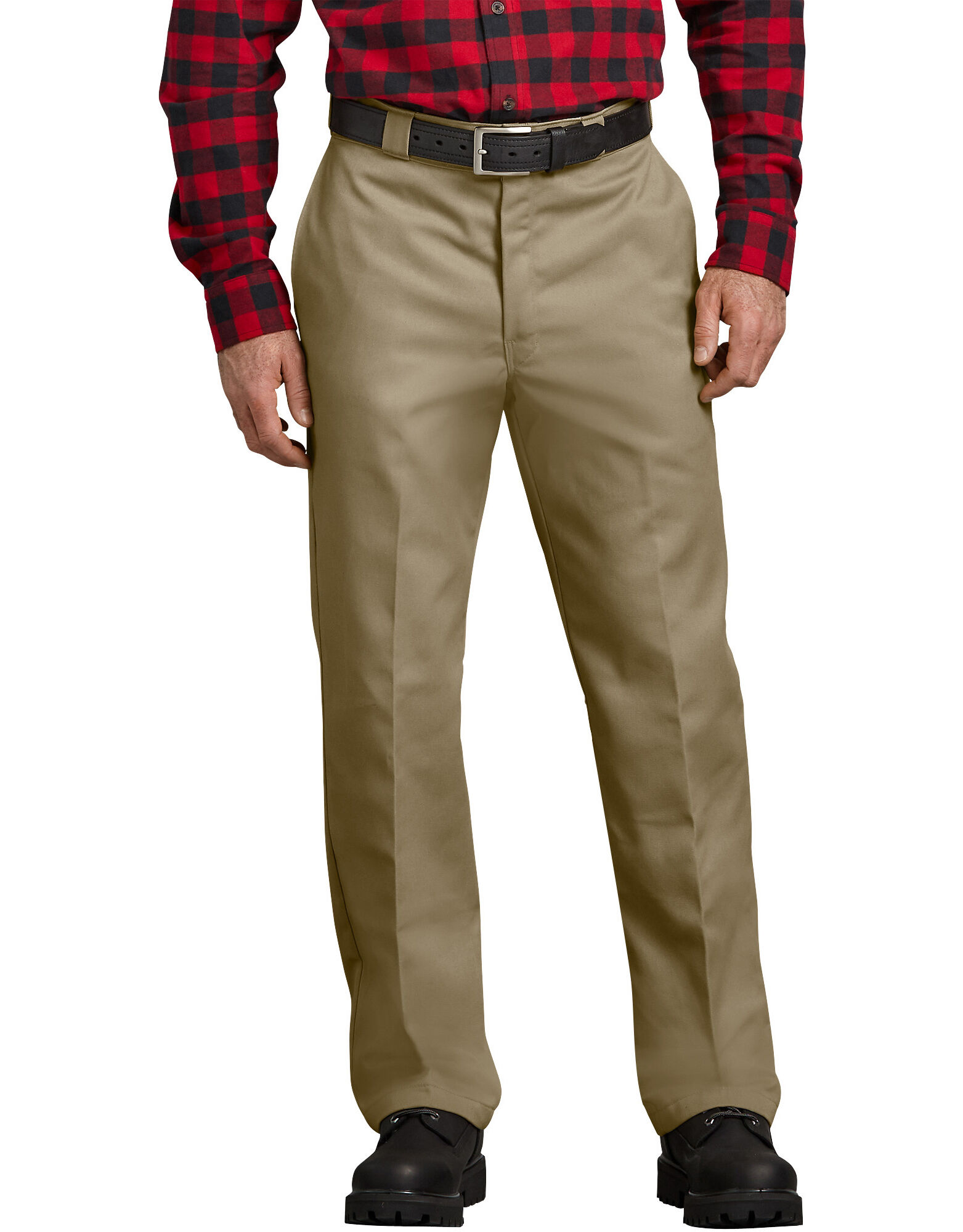 Relaxed Fit Flannel Lined Work Pants Mens Dickies