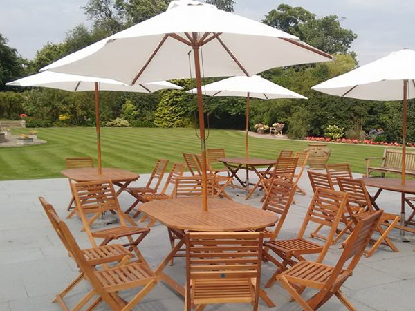 wedding chair cover hire kings lynn potty chairs at walmart marquee rattan furniture king s norfolk wooden garden