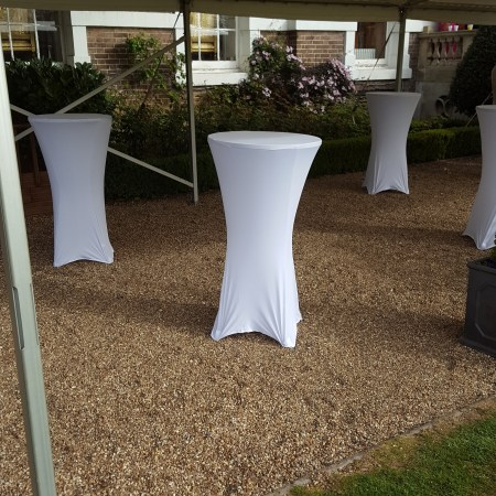 Cocktail Table Hire