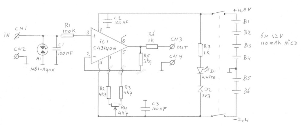 medium resolution of the circuit diagram of the coulomb meter