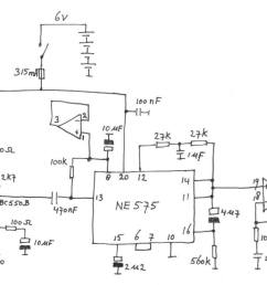 microphone preamplifier with audio compressor midi circuit diagram mic compressor circuit diagram [ 1425 x 767 Pixel ]