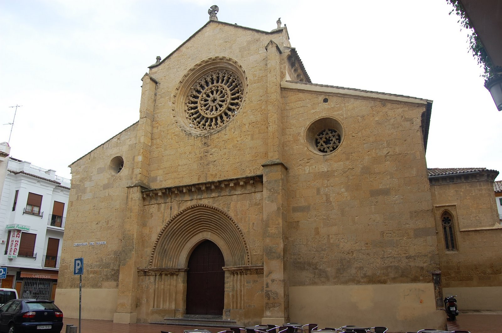 Old Churches of Crdoba Spain