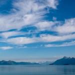 Clouds, Bartletts Cove, Glacier Bay, Alaska