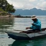 Fisherman, Lake Atitlan