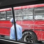 Bus Washing, Guatemala City