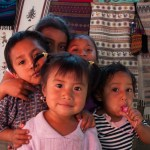 Children in Market, Antigua