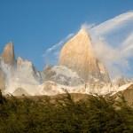 Morning Light, Mount Fitz Roy, Argentina
