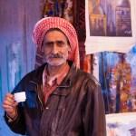 Man with Coffee, Souk al-Hamidiyeh, Damascus