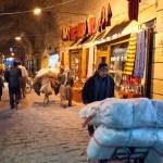 Donkey Cart, Souk, Aleppo