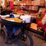 Nut Cart, Souk, Aleppo