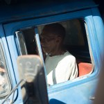 Man in Blue Truck, Havana