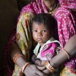 Woman and child, Kamoda, Udaipur