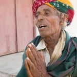 Village Chief, Lai, Udaipur