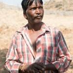 Farmer, Kamoda, Udaipur