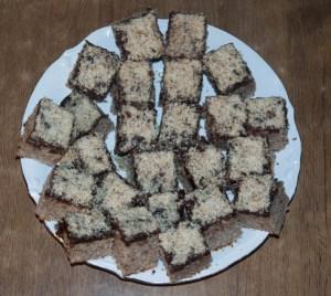 Nedeljni kolac sa orasima