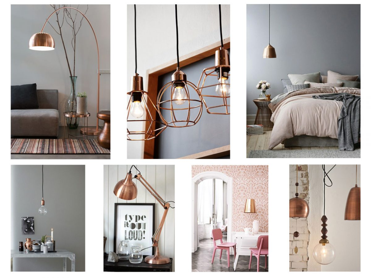 14 Combinaciones impactantes de decoracin con cobre
