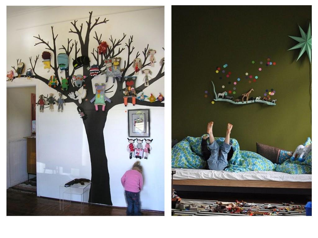 Muebles infantiles y fantsticas ideas para el cuarto de