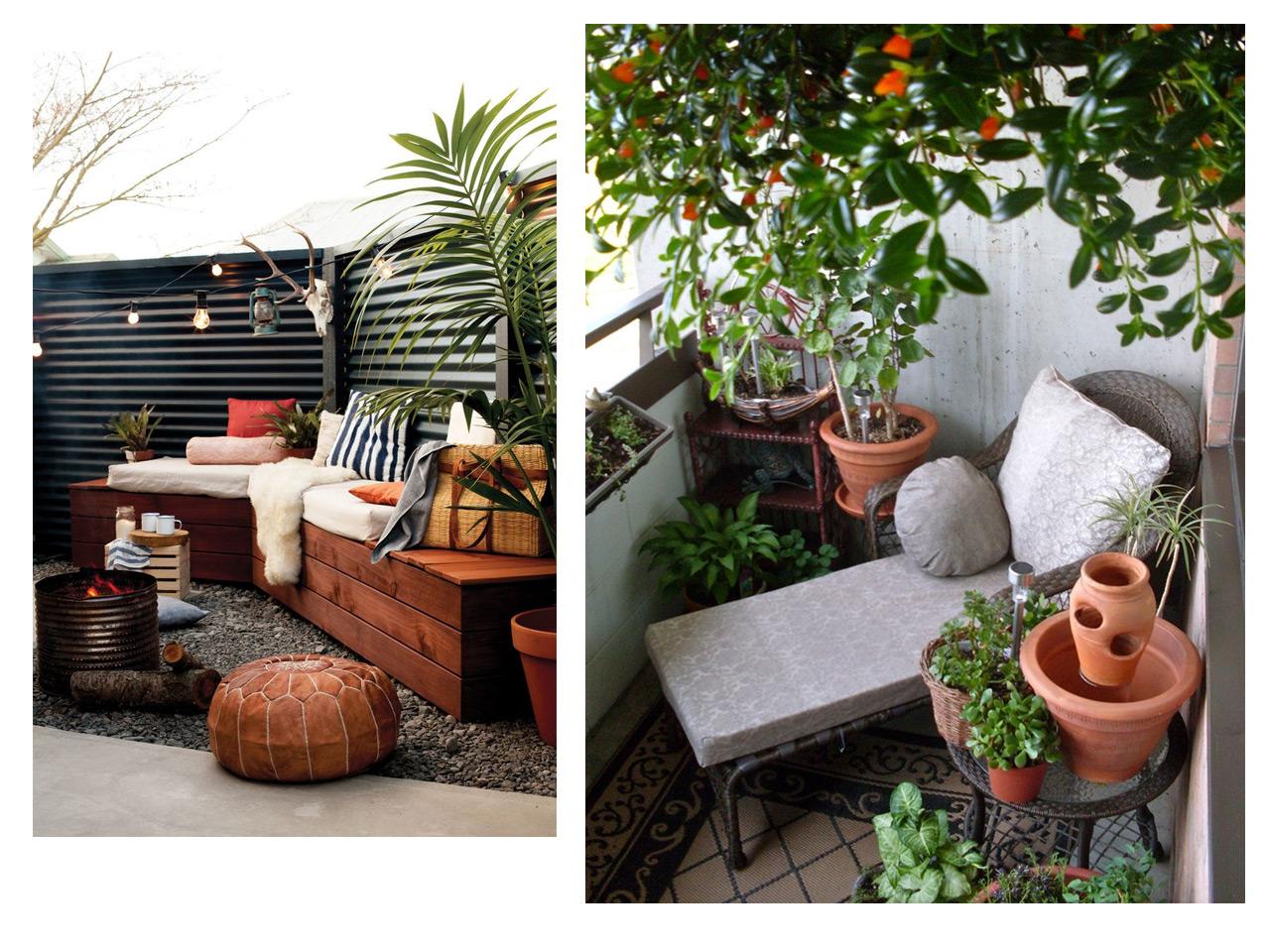 5 consejos para decorar balcones pequeos con encanto