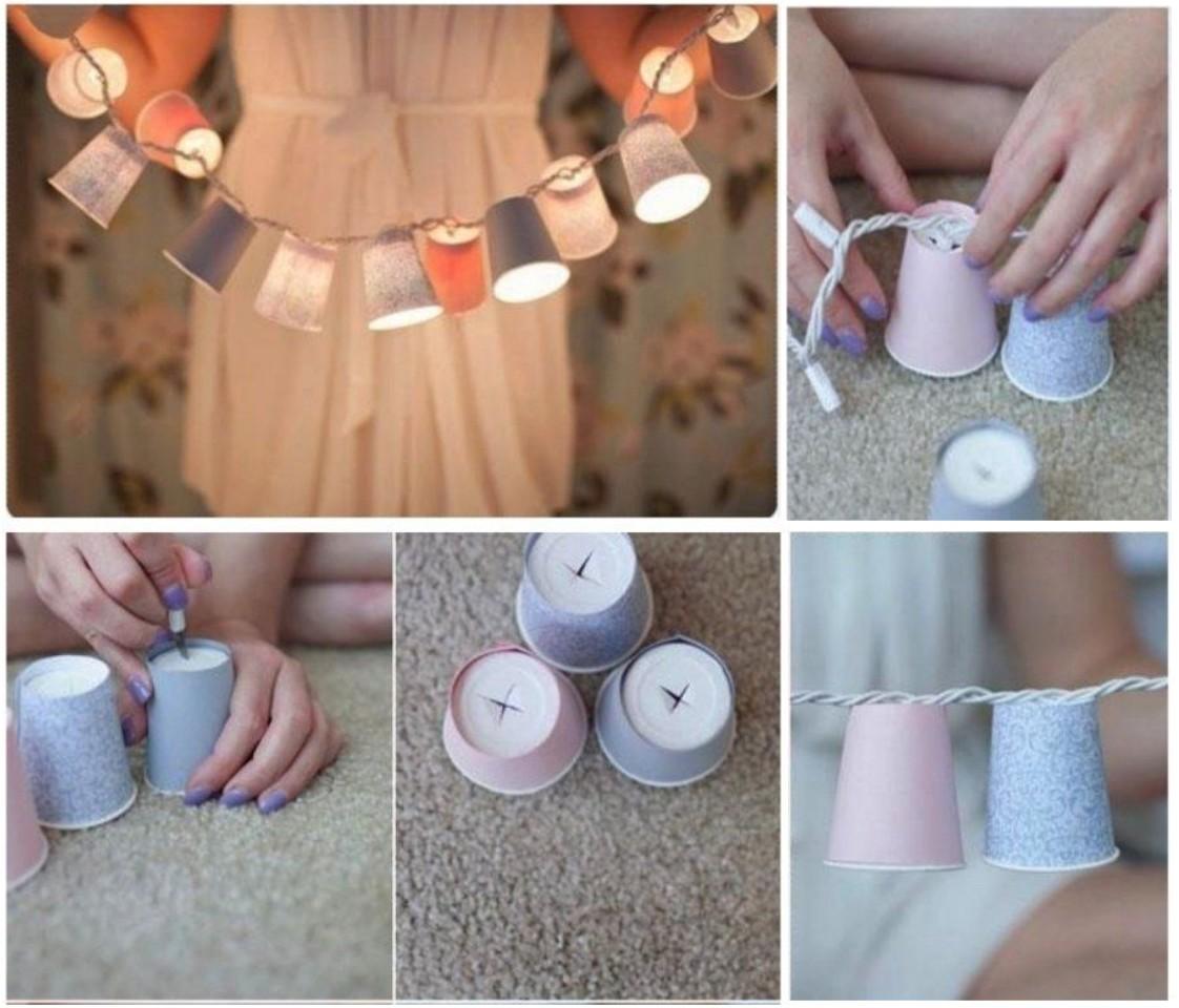 30 ideas para descubrir la decoracin con luces de colores