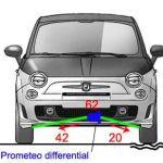 Prometeo Meccanica Self-Locking Differential (Fiat Abarth 500)