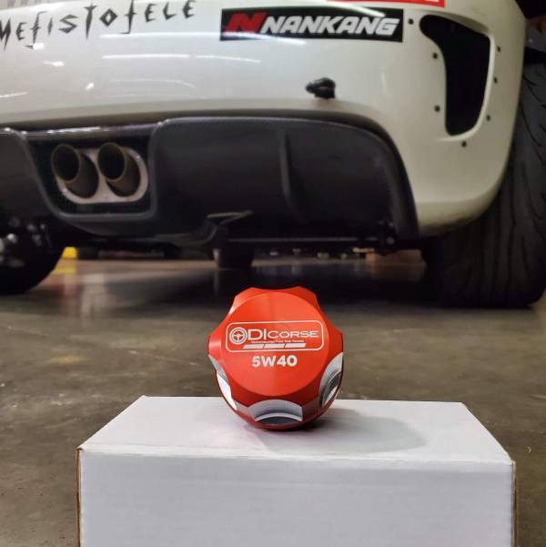DICorse Oil Cap for FIAT/Abarth and 1.4L Engines