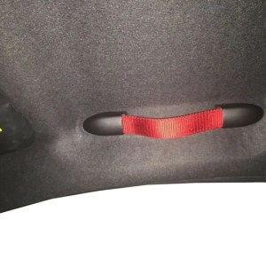 Custom Headliner Grab Pull | Fiat & Abarth 500