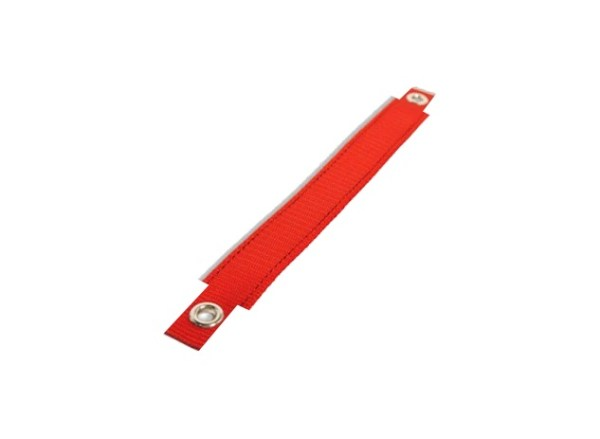 Grab Pull for Headliner Fiat Abarth 500 Red Strap