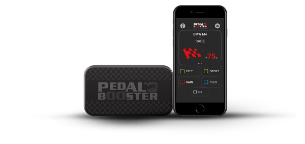 seletron pedal booster connect