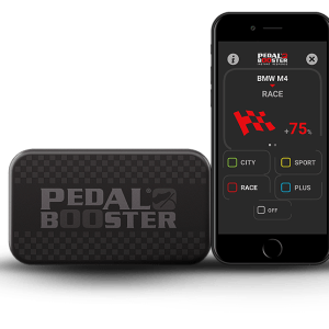 Fiat 500 – Seletron PEDALBOOSTER | Connect