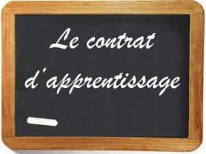 Contrat apprentissage