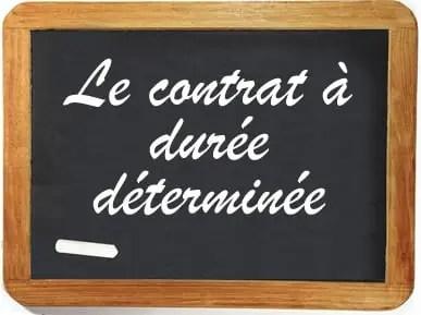 Contrat A Duree Determinee Fiche Pratique Sur Le Cdd