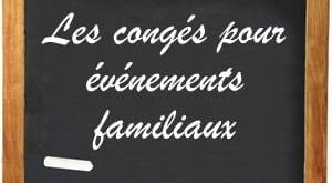 Conge Parental D Education Dicotravail