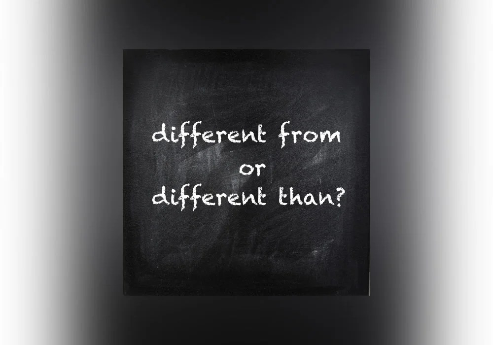 is it different from