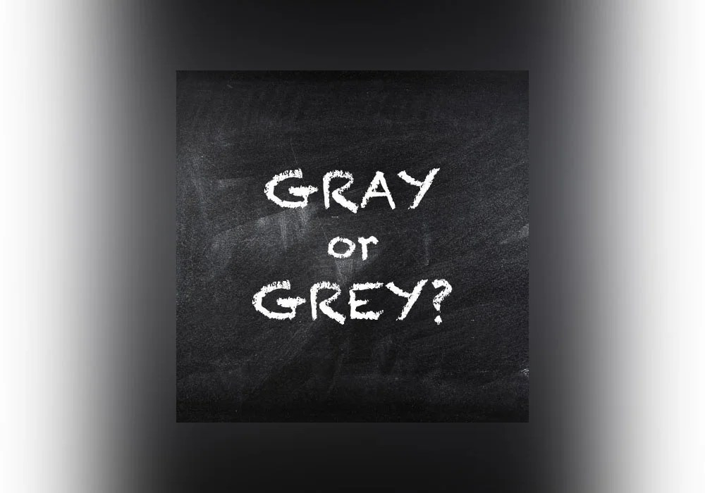 Gray or Grey  Everything After Z by Dictionarycom
