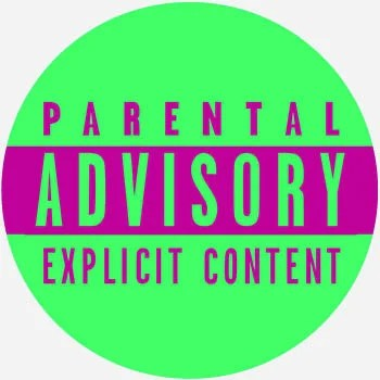 what does parental advisory