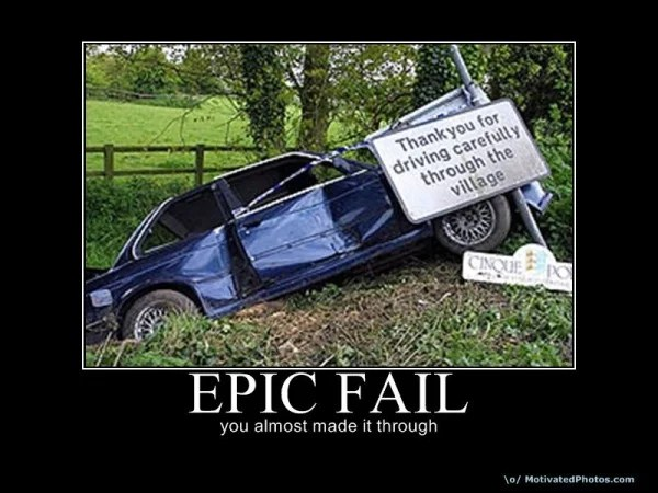What Does epic fail Mean  Slang by Dictionarycom