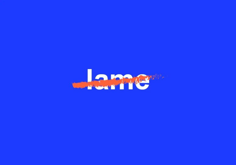 """8 Words To Use Instead Of """"Lame"""" 