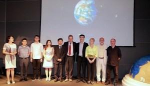 Agua-for-the-Earth-Irene-Pivetti-Tinggui-Chen-Giuseppe-Mattiazzo-AD-Expo-Venice-Yuan-Qi-Min-pres.First-Italy-1
