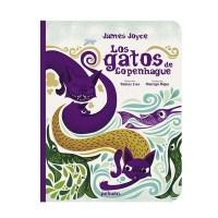libro para niños Los gatos de Copenhague