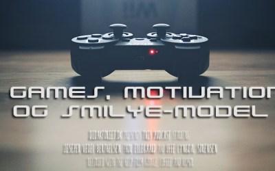 Games, motivation og smiley