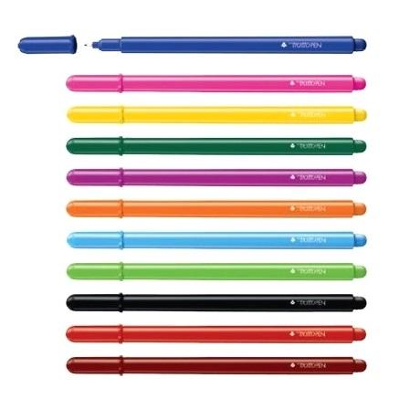 Nero FILA 2 mm Penna Tratto Pen