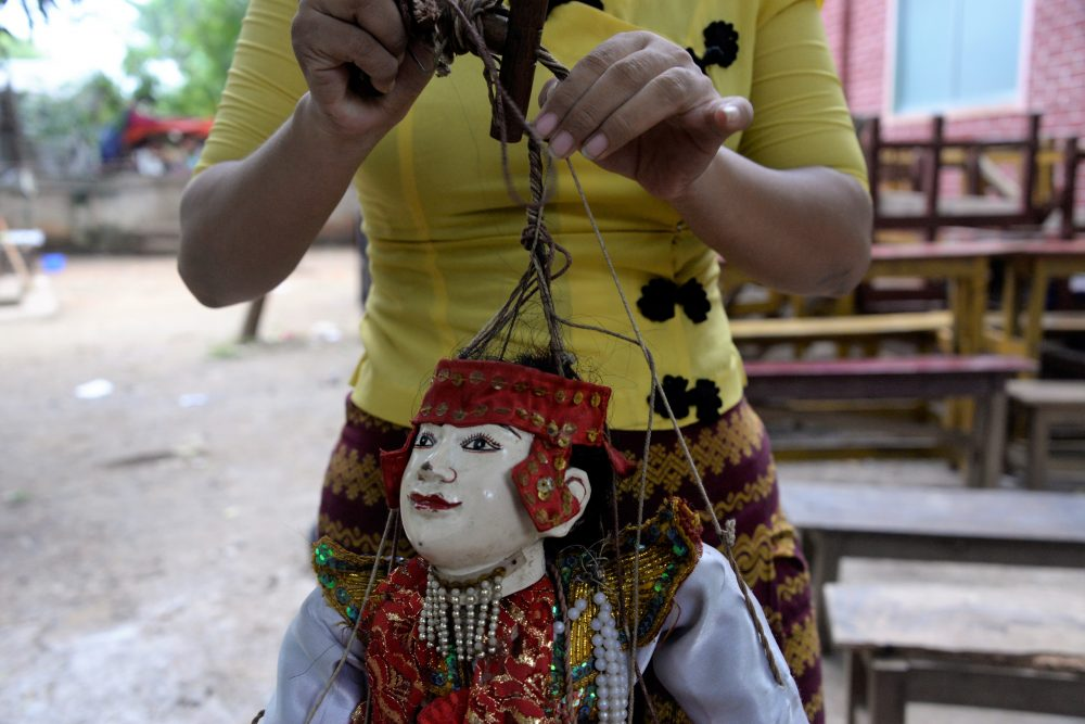 photo essay womanled puppet theater brings health education to  photo essay womanled puppet theater brings health education to burmese  villages  public radio international  didem tali