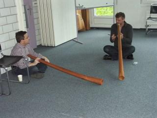 Schnupperkurs Didgeridoo
