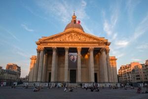 Simone Veil au Panthéon