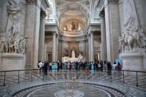 Exposition C215 au Panthéon